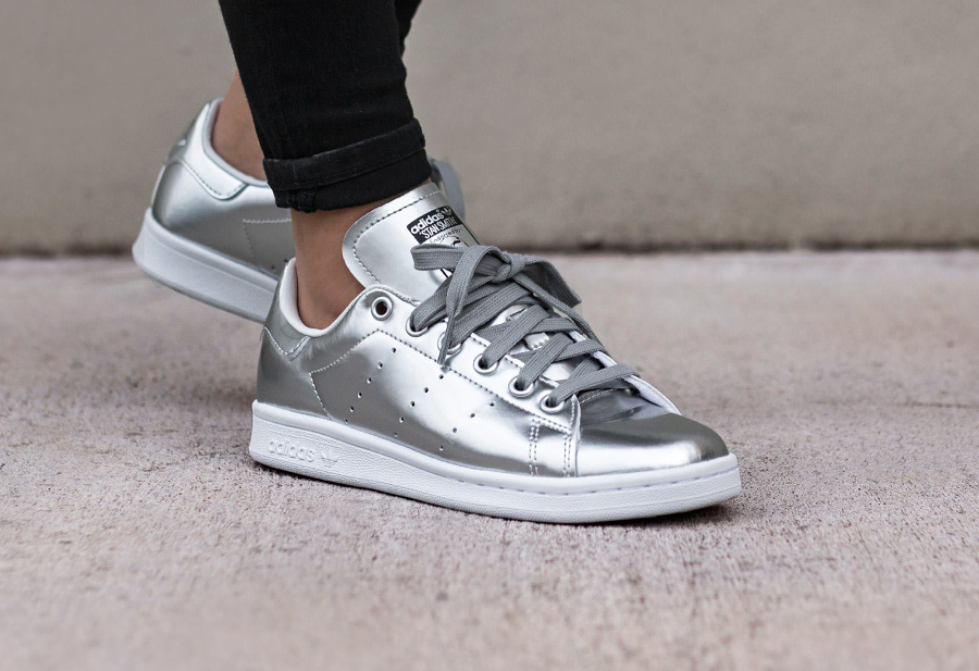 Metallics Femme Lvpqsuzgm Stan Prix Adidas D2eh9wi Chaussures Smith qpLUVGzMS