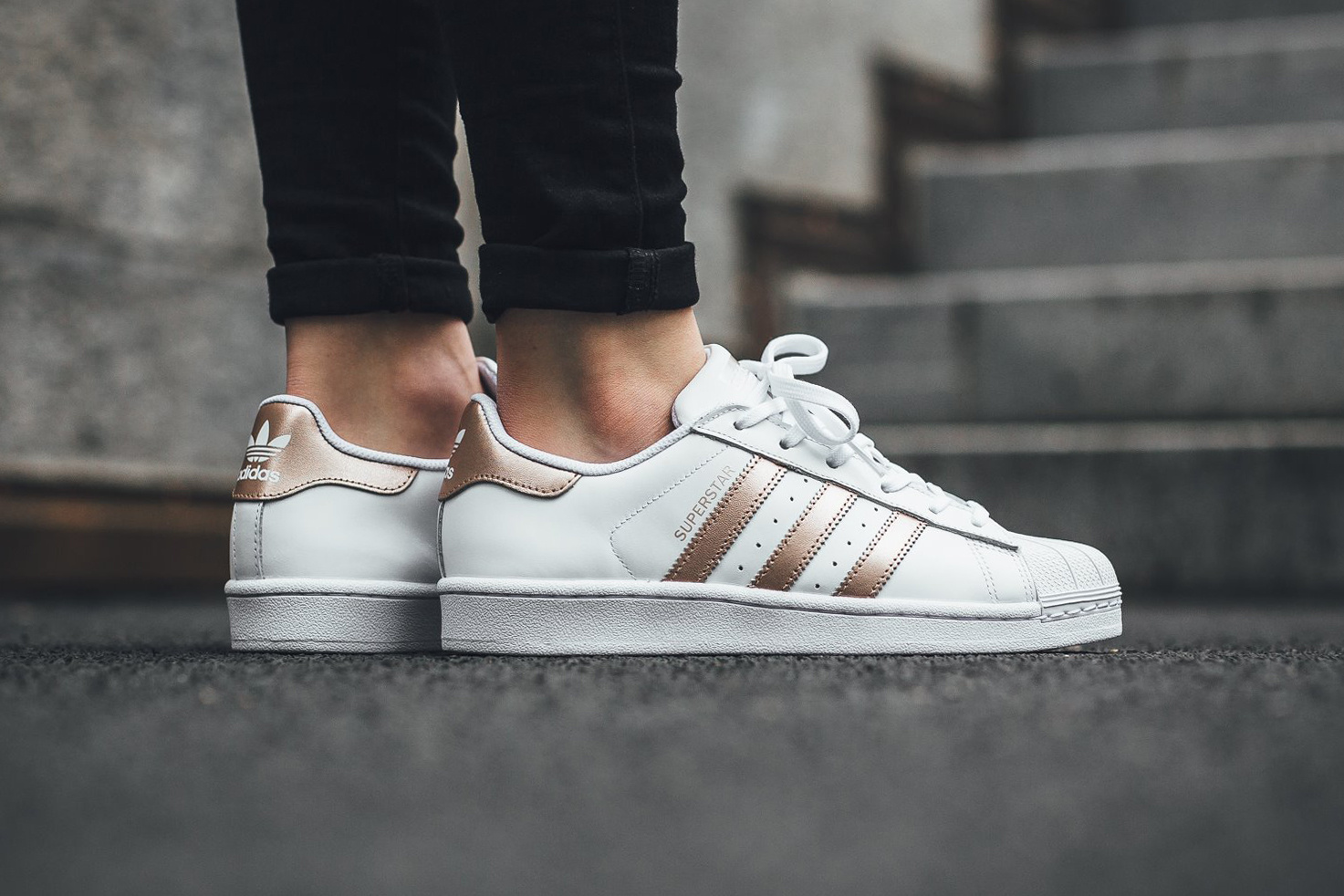 adidas superstar en solde