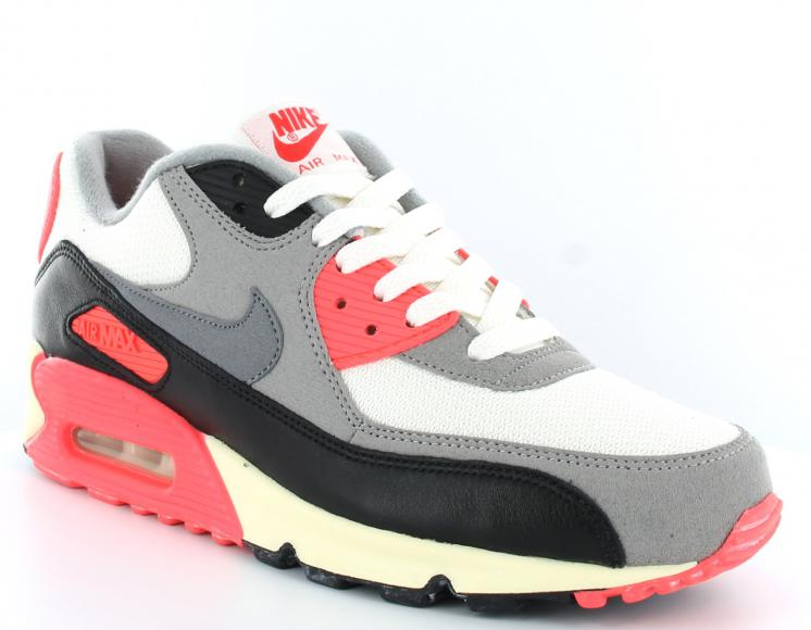 air max rouge blanche